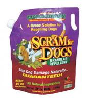 Natural Dog Repellent