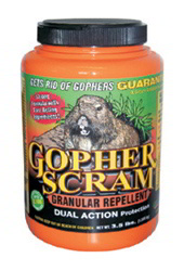 Natural Gopher Repellent
