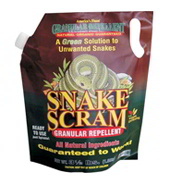 Natural Snake Repellent